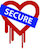 This website is safe from The Heartbleed Bug.
