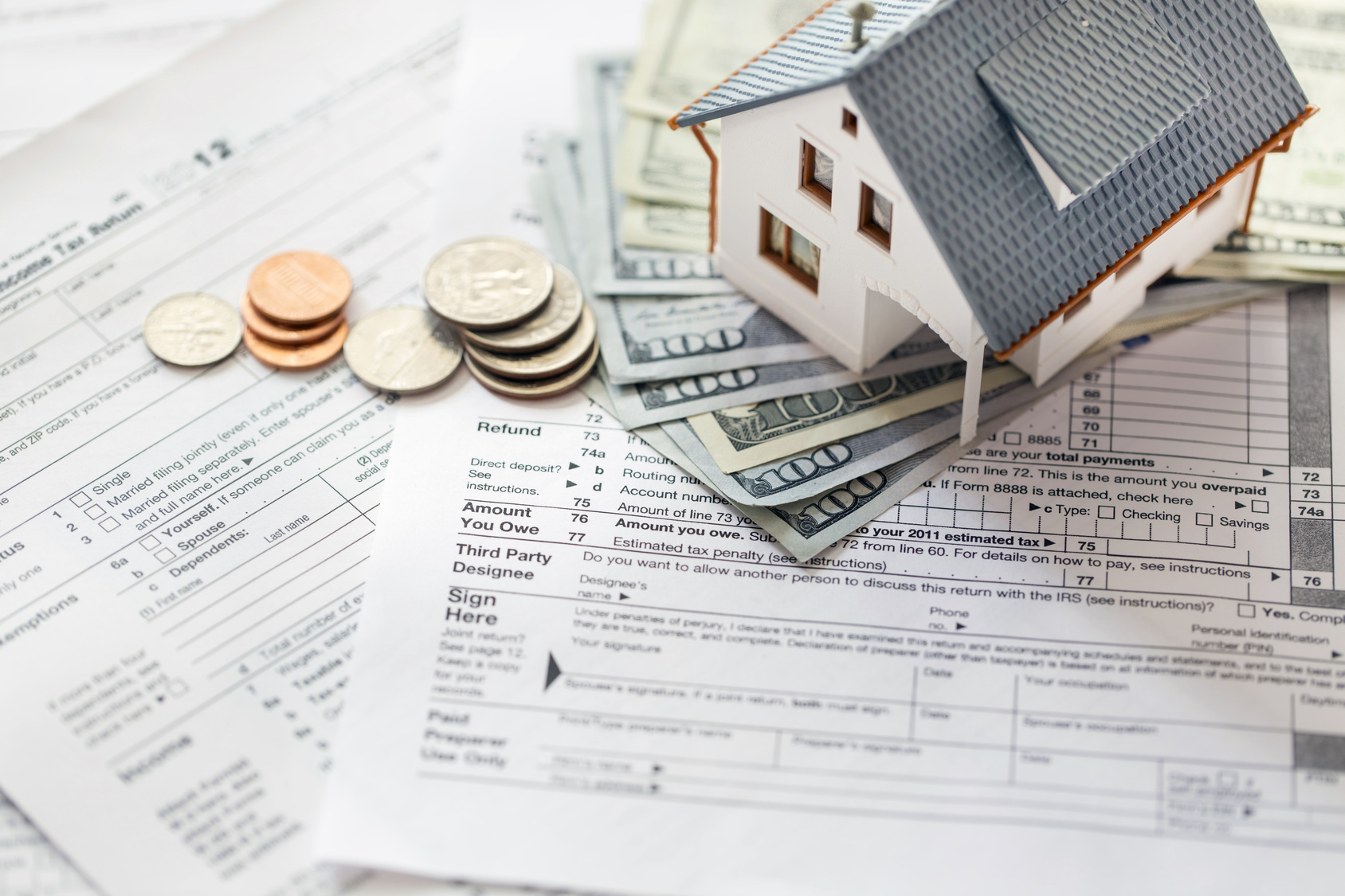 Can You Deduct Your Homeowners Insurance Costs On Your Taxes? Sometimes.