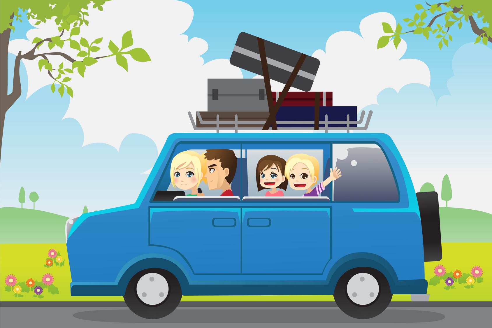 On the Road Again: Get Your Car In Shape Before Your Summer Road Trip